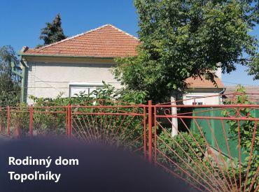 4-izbový rodinný dom v Topoľníkoch, 132, 88 m2