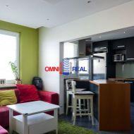 3 izbový byt, Hálova 69 m2 - zasklená loggia, nadštandardná rekonštrukcia 6/12.