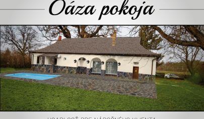 Predaj – Vidiecka usadlosť v srdci prírody – Dunasziget – Maďarsko. TOP PONUKA!