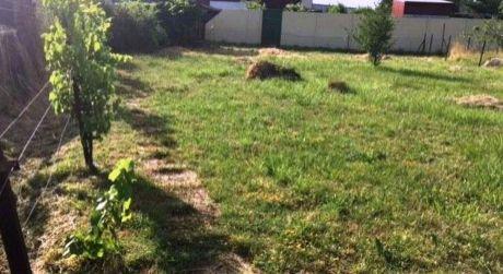 REZERVOVANÉPekná záhrada na Žabom majeri je na predaj- 508m2