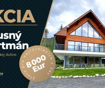 Mezonetový apartmán na predaj Demänovská Dolina