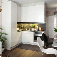 1 izbový byt, Liptovský Mikuláš, 32 m², Vo výstavbe