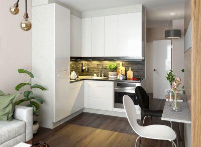 Exkluzívna ponuka 1 izbového bytu s pozemkom v Liptovskom Mikuláši
