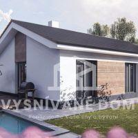 Rodinný dom, Necpaly, 105 m², Pôvodný stav