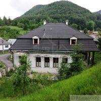 Rodinný dom, Muránska Huta, 350 m², Čiastočná rekonštrukcia