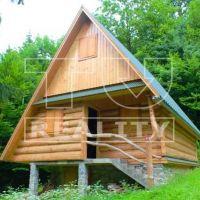 Rekreačný objekt, Žaškov, 40 m², Novostavba