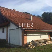 Chata, Staškov, 132 m², Čiastočná rekonštrukcia