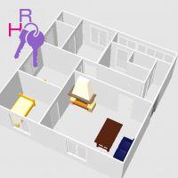 3 izbový byt, Trnava, 112 m², Čiastočná rekonštrukcia