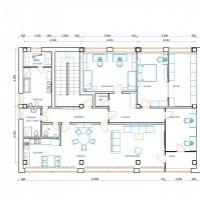 5 a viac izbový byt, Bratislava-Podunajské Biskupice, 196 m², Čiastočná rekonštrukcia