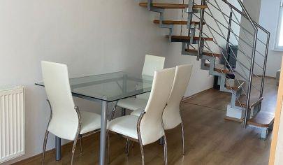 4 - izbový mezonetový byt v širšom centre, 112 m2