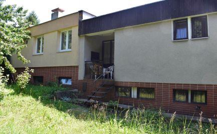 Na predaj rodinný dom nachádzajúci sa na Vlčincoch v krásnom prostredí