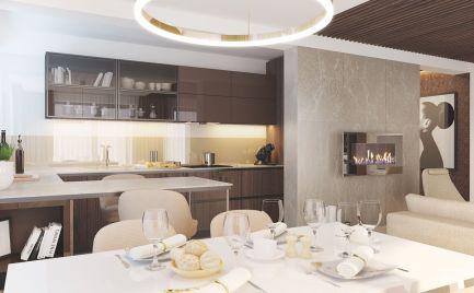 TOP PONUKA   3 izbové byty o výmere od 79 m2 do 108 m2 s parkovacím státím,  novostavba centrum - Banská Bystrica