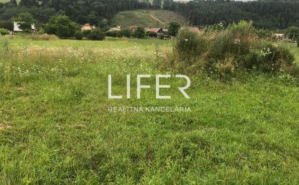 Na predaj investičný pozemok v Dolnom Hričove