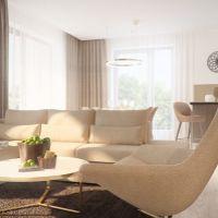 2 izbový byt, Banská Bystrica, 65 m², Novostavba