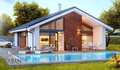 Pre konkrétneho klienta hľadám novostavbu - bungalov - pozemok na stavbu