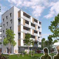 4 izbový byt, Galanta, 100.49 m², Novostavba
