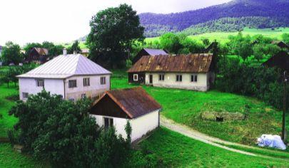 Rodinný dom v obci Poloma s rozľahlým pozemkom