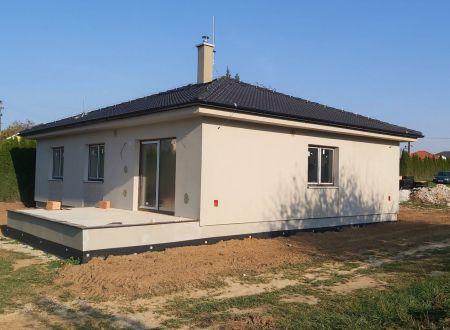 REZERVOVANÉ - Novostavba rodinný dom Kuzmice2 - nová cena