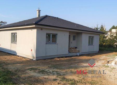 REZERVOVANÉ - Novostavba rodinný dom Kuzmice1