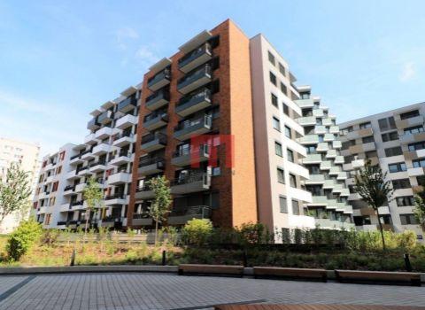 Na prenájom príjemný 2 izbový byt v novostavbe STEIN2 s garážovým státím