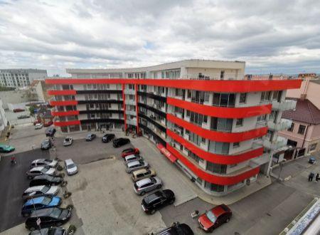 Luxusný 2 izb. zariadený byt, 75 m2, výťah, balkón,centrum, Piešťany