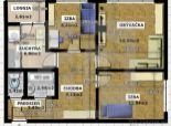 Útulný, 3 izb, loggia, 66 m2, p. 7/12, Petržalka, Furdekova