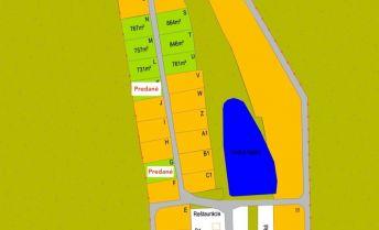 PREDAJ: Posledné voľné stavebné pozemky v rezidenčno-rekreačnom areáli na Polomke