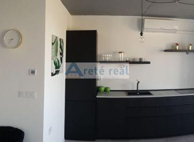 Areté real - Vám ponúka nádherný, dizajnovo riešený 1.izbový byt v Senci