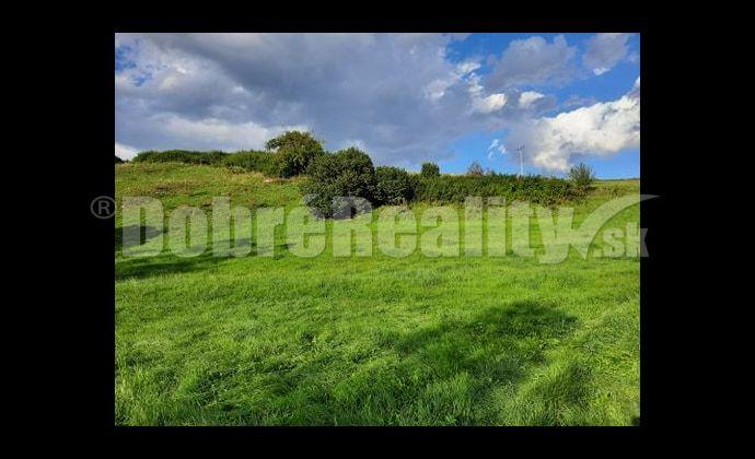 REZERVOVANÉ: Pozemok pre rekreačnú výstavbu 2049 m2, Čierny Balog, Brôtovo