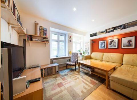 PREDANÝ - na predaj 3 izbový byt prerobený na 4 izbový na Grösslingovej ulici