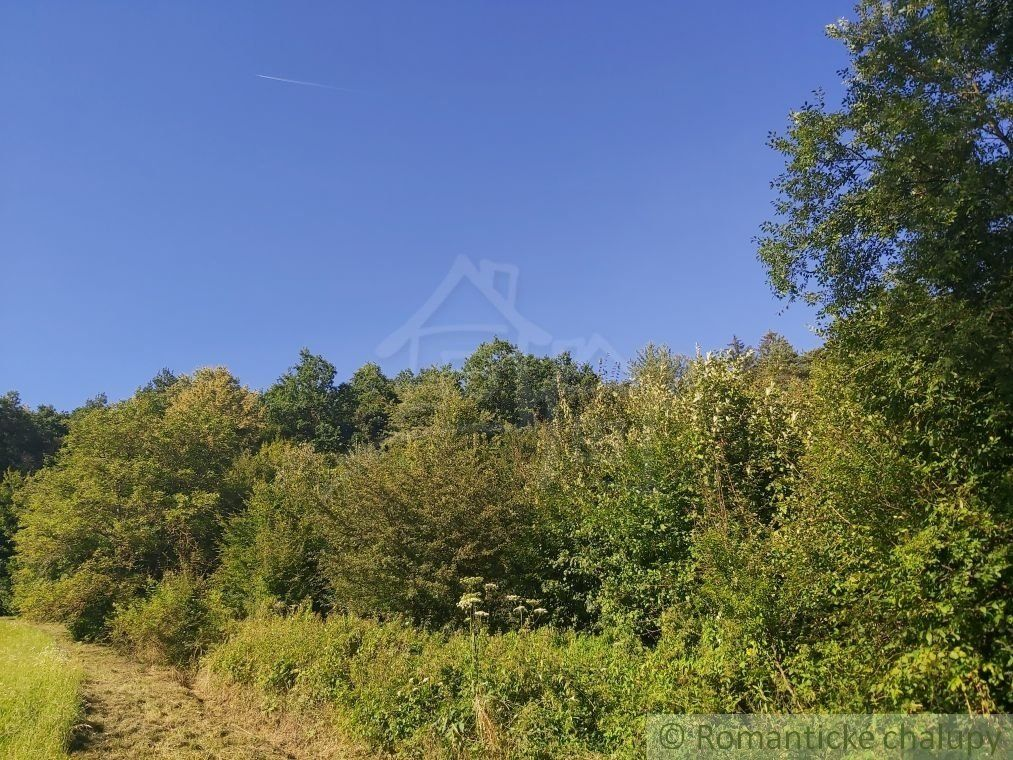 Pozemok na stavbu chaty pod lesom na okraji obce Sverepec