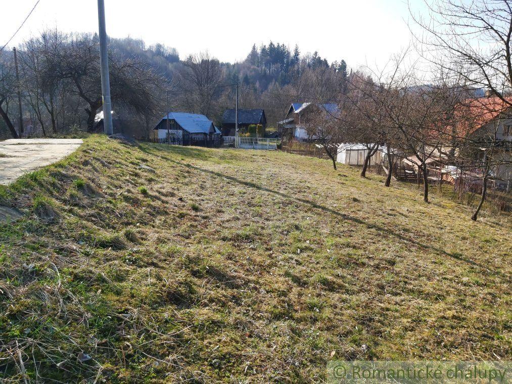 Pozemok na stavbu v prírodnom prostredí  v Lysej pod Makytou na predaj