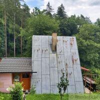Chata, Beluša, 60 m², Kompletná rekonštrukcia