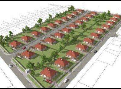 Nádherné pozemky pre výstavbu rodinných domov v peknej tichej lokalite Lehníc