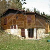 Chata, Vyšné Ružbachy, 50 m², Čiastočná rekonštrukcia