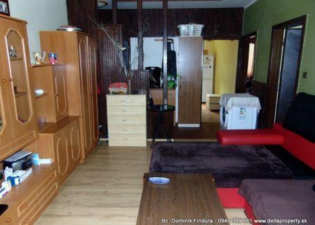 DELTA - Slnečný 3-izbový byt na predaj Poprad - Starý Juh
