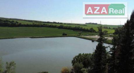 Investičný rekreačný pozemok v Moravanoch nad Váhom je na predaj-3542m2