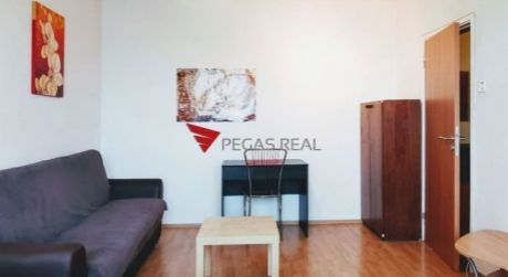 Na prenájom 1-izbový byt na ulici Karola Adlera
