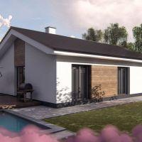 Rodinný dom, Kláštor pod Znievom, 105 m², Novostavba