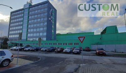 Predaj - Administratívny a výrobný areál v Martine