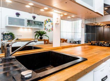 3i BYT– BA IV: 86 m2 veľkometrážny, moderne zariadený s možnosťou prerobenia na 4-IZBOVÝ