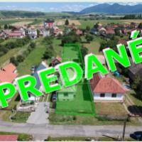 Rodinný dom, Ľubeľa, 1060 m², Čiastočná rekonštrukcia