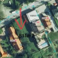 Pre rodinné domy, Stupava, 811 m²