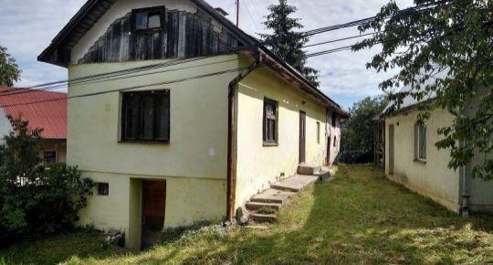 Predaj chalupy v obci Detvianska Huta.