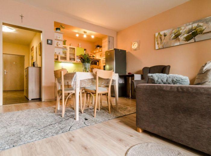 BUDATÍNSKA, 1-i byt, 54 m2 - novostavba, len 300m od NOVEJ TESCO GALÉRIE