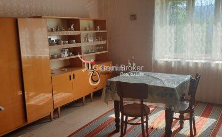 GEMINIBROKER Vám ponúka rodinný dom gazdovského typu v obci Fuzérkajata