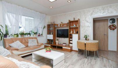 Na predaj 3 izbový byt v Šamoríne, kompletná rekonštrukcia, ul. Čilistovská