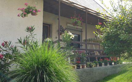 OKAMŽITÉ BÝVANIE!!! GEMINIBROKER Vám ponúka rodinný dom vo výbornom stave v obci Gonc