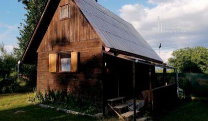 NOVINKA : Záhradná chatka, v záhradkárskej oblasti Trnovo pri Martine