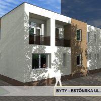 Bytový dom, Bratislava-Podunajské Biskupice, 81 m², Novostavba